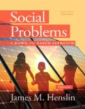 Social Problems A down to Earth Approach 11th 2014 edition cover