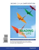 Reading for Life, Books a la Carte Edition  2nd 2015 9780321966711 Front Cover