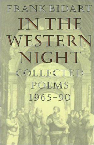 In the Western Night Collected Poems, 1965-1990 N/A edition cover