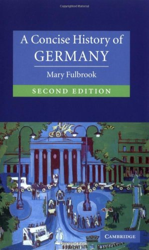 Concise History of Germany  2nd 2004 (Revised) edition cover