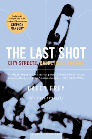 Last Shot City Streets, Basketball Dreams  2004 edition cover
