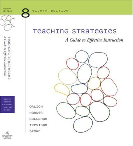 Teaching Strategies : A Guide to Effective Instruction 8th 2007 edition cover