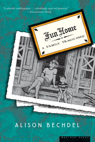 Fun Home A Family Tragicomic  2006 edition cover