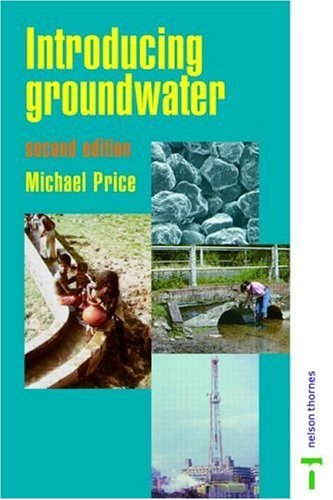 Introducing Groundwater  2nd 1996 (Revised) 9780748743711 Front Cover