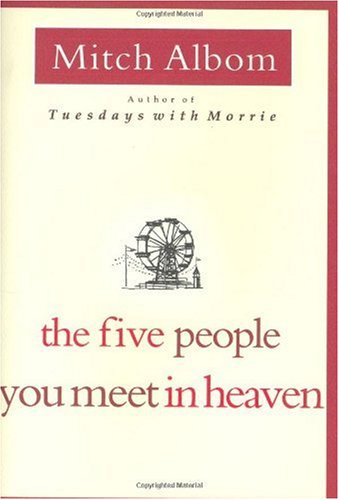 Five People You Meet in Heaven   2003 edition cover