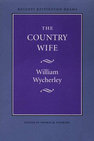 Country Wife  N/A edition cover