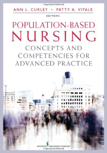 Population-Based Nursing Concepts and Competencies for Advanced Practice  2012 edition cover