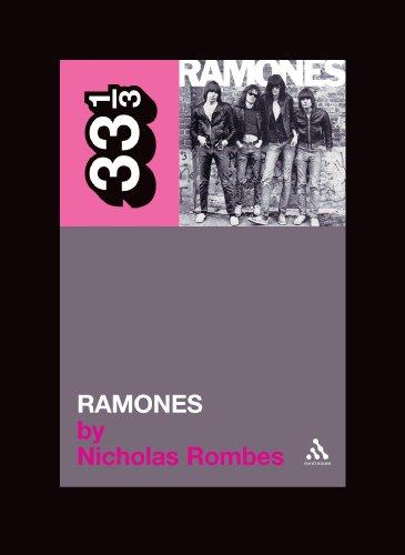 Ramones' Ramones   2005 edition cover