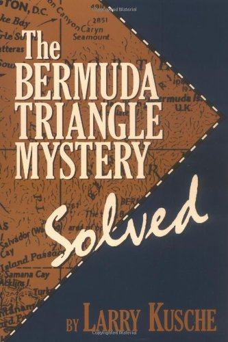 Bermuda Triangle Mystery - Solved  Revised 9780879759711 Front Cover