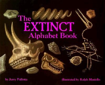 Extinct Alphabet Book  N/A 9780881064711 Front Cover