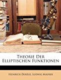 Theorie der Elliptischen Funktionen  N/A edition cover