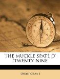 Muckle Spate O' 'Twenty-Nine N/A edition cover