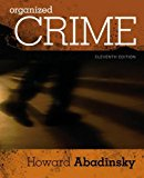 Organized Crime:   2016 9781305633711 Front Cover