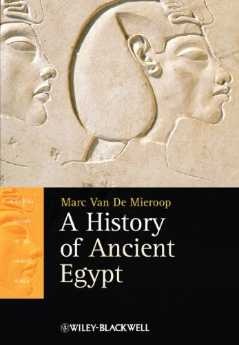 History of Ancient Egypt  5th 2010 edition cover
