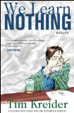 We Learn Nothing Essays N/A edition cover