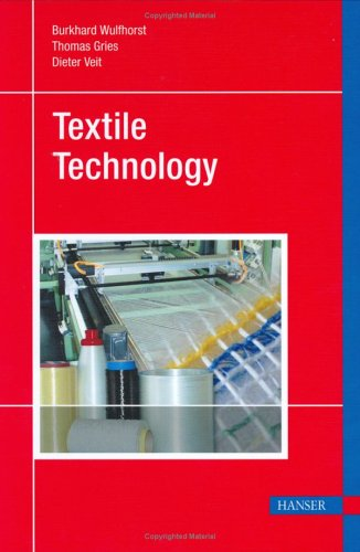 Textile Technology   2004 9781569903711 Front Cover