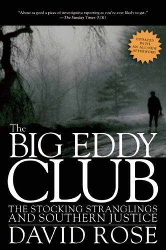Big Eddy Club The Stocking Stranglings and Southern Justice N/A edition cover