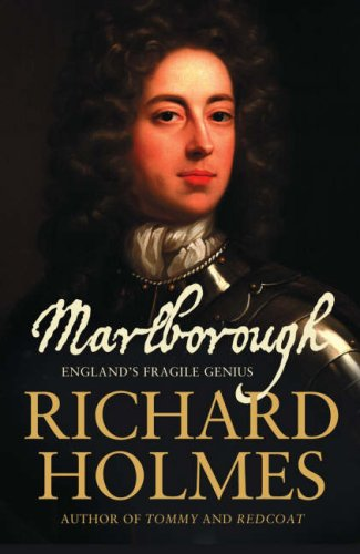 Marlborough: England's Fragile Genius N/A edition cover