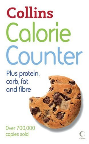Calorie Counter Plus Protein, Carb, Fat and Fibre  2008 edition cover