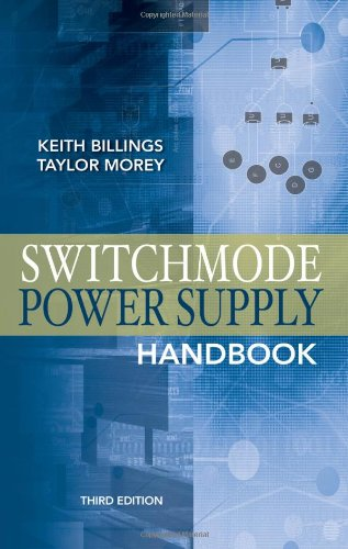 Switchmode Power Supply Handbook 3/e  3rd 2011 (Revised) 9780071639712 Front Cover