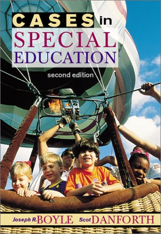 Cases in Special Education  2nd 2001 (Revised) edition cover