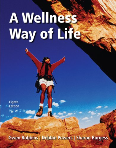 Wellness Way of Life with Exercise Band  8th 2009 9780077260712 Front Cover
