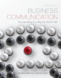 Business Communication  13th 2014 edition cover