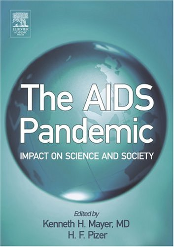 AIDS Pandemic Impact on Science and Society  2004 edition cover