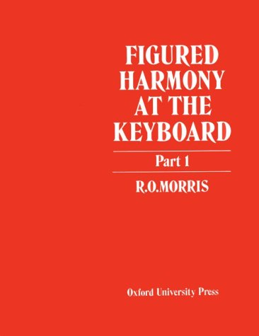 Figured Harmony at the Keyboard   1999 (Revised) edition cover