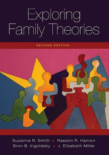 Exploring Family Theories  2nd 2009 9780195377712 Front Cover