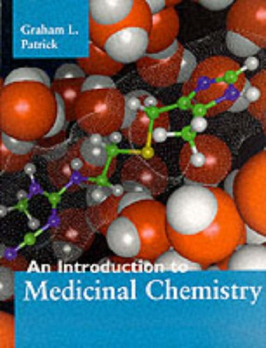 Introduction to Medicinal Chemistry   1995 edition cover