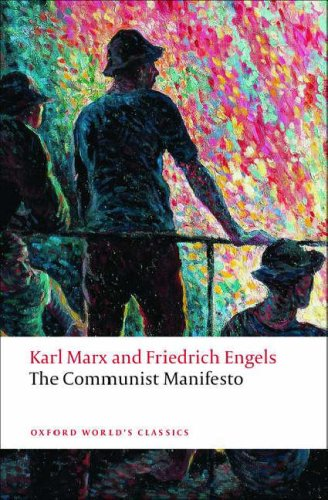Communist Manifesto   2008 edition cover