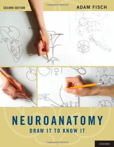 Neuroanatomy Draw It to Know It 2nd 2012 9780199845712 Front Cover