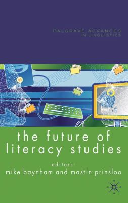 Future of Literacy Studies   2009 edition cover