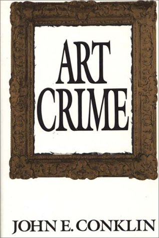 Art Crime   1994 9780275947712 Front Cover