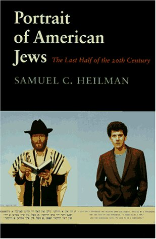 Portrait of American Jews The Last Half of the Twentieth Century N/A edition cover