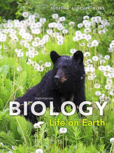 Biology Life on Earth 10th 2014 edition cover