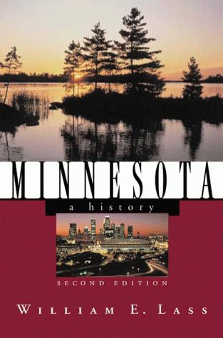 Minnesota A History 2nd 1998 edition cover