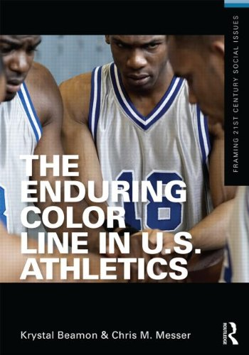 Enduring Color Line in U. S. Athletics   2014 edition cover