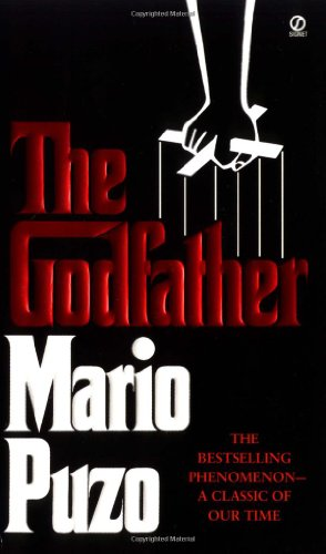 Godfather   1969 edition cover