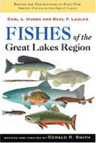 Fishes of the Great Lakes Region, Revised Edition   2004 (Revised) edition cover