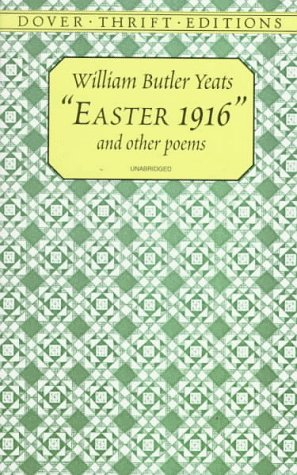 Easter 1916 and Other Poems  N/A edition cover