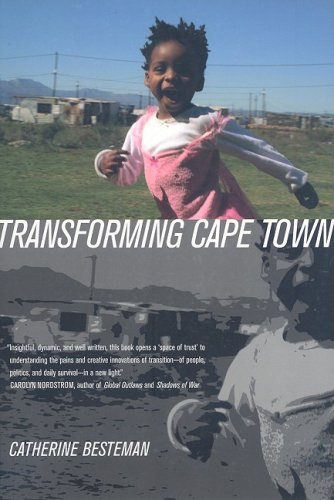 Transforming Cape Town   2008 edition cover
