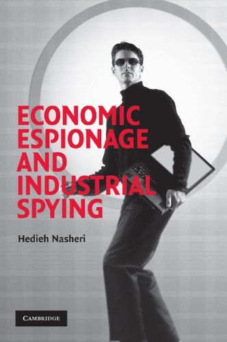 Economic Espionage and Industrial Spying   2004 edition cover