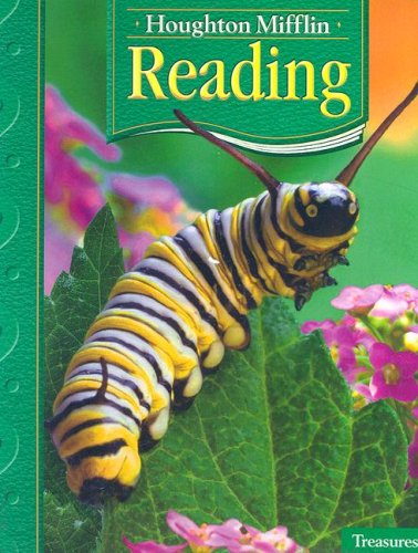 Reading - Treasures, Level 1.4   2004 9780618225712 Front Cover