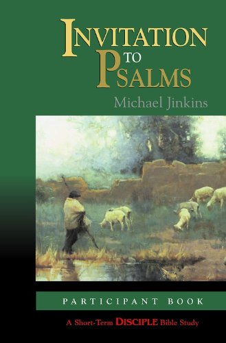 Invitation to Psalms  Guide (Instructor's) edition cover