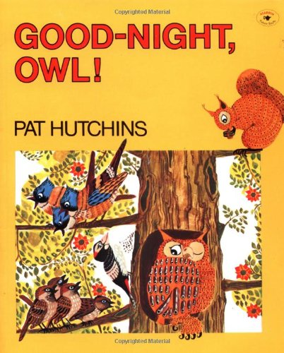 Good-Night, Owl!   1990 edition cover