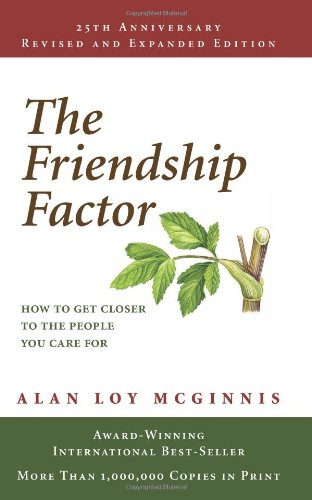 Friendship Factor  25th 2004 (Revised) edition cover