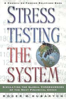 Stress Testing the System  2001 9780876092712 Front Cover