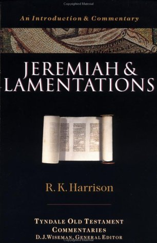 Jeremiah and Lamentations  N/A 9780877842712 Front Cover
